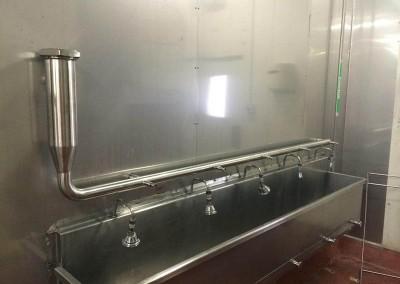Hand Wash Station Soap Dispenser