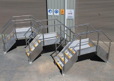 Custom Made Platforms