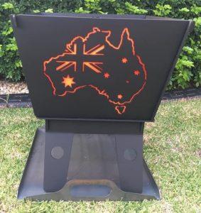 Aussie Map