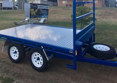 Trailers Built to Clients Specs